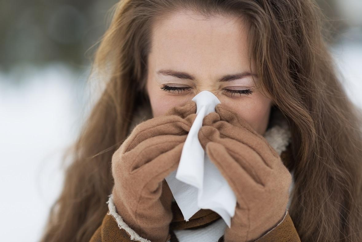 1. Zimą mamy mniej witaminy D w organizmie