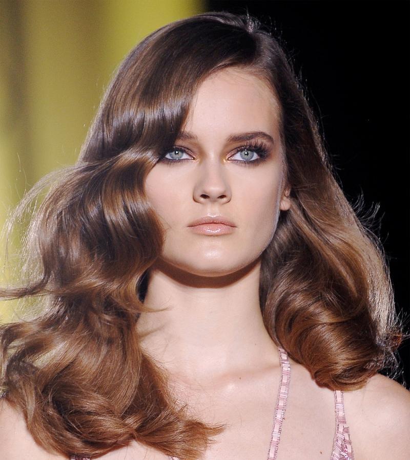 Długie Włosy W Stylu Gwiazd Hollywood Długie Włosy Katalog