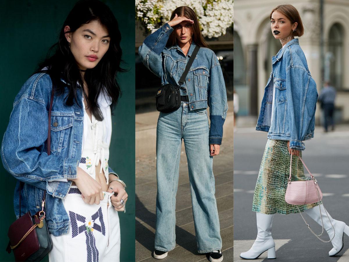 Kurtka jeansowa a typ sylwetki