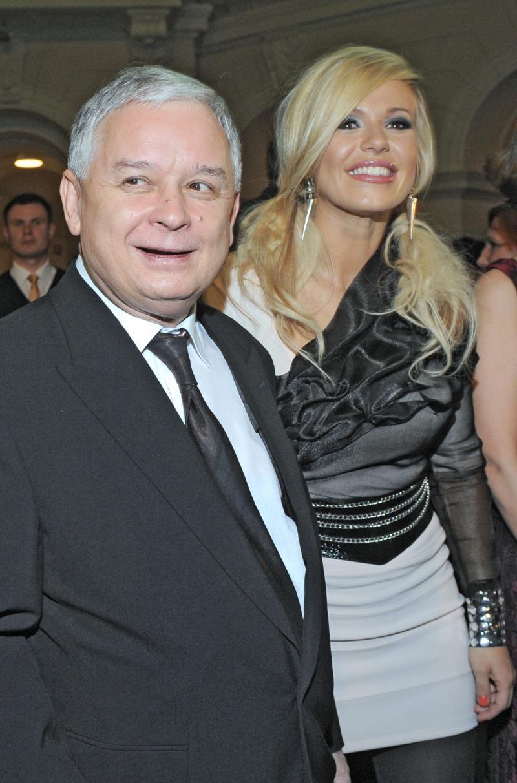 Doda i prezydent na Balu Dziennikarzy - zdjęcie