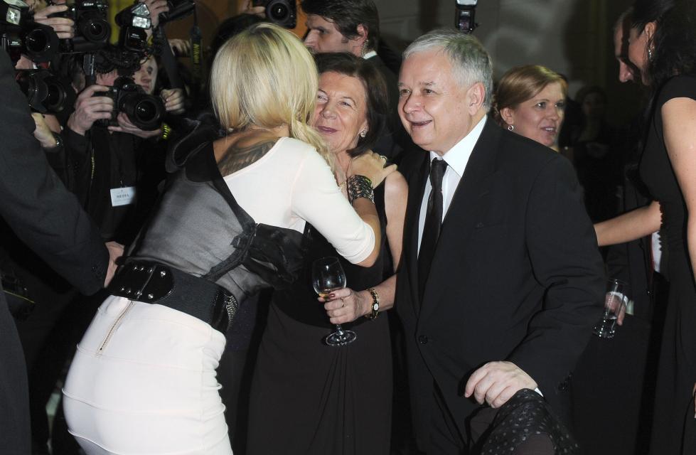 Doda, Lech Kaczyński, Maria Kaczyńska