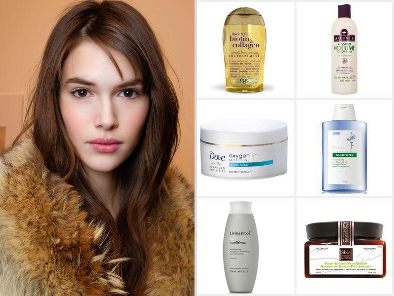 Kosmetyki Do Cienkich Włosów 22 Najlepsze Produkty Fryzury
