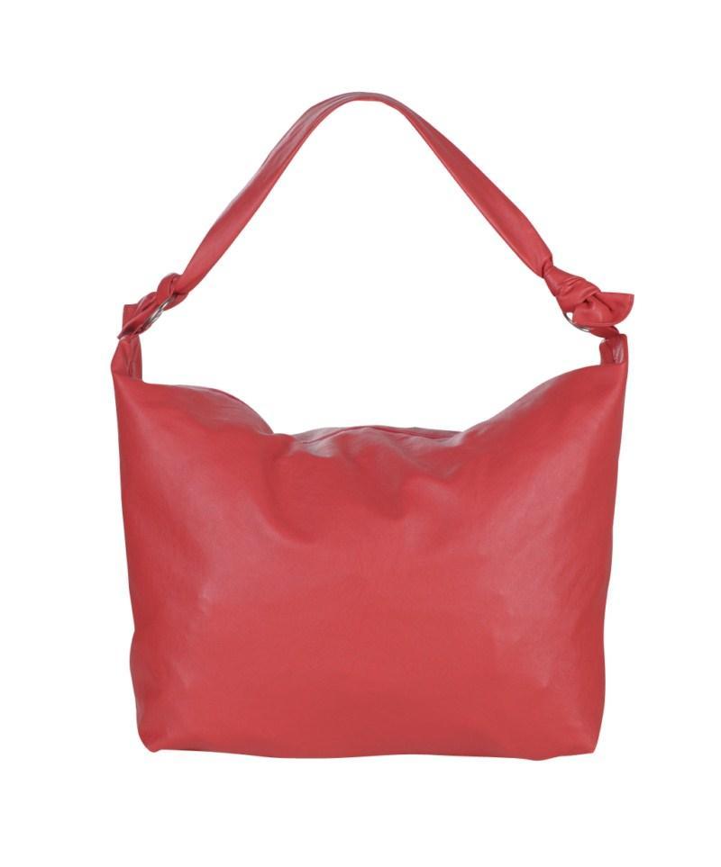 czerwona torebka Tatuum - z kolekcji wiosna-lato 2011