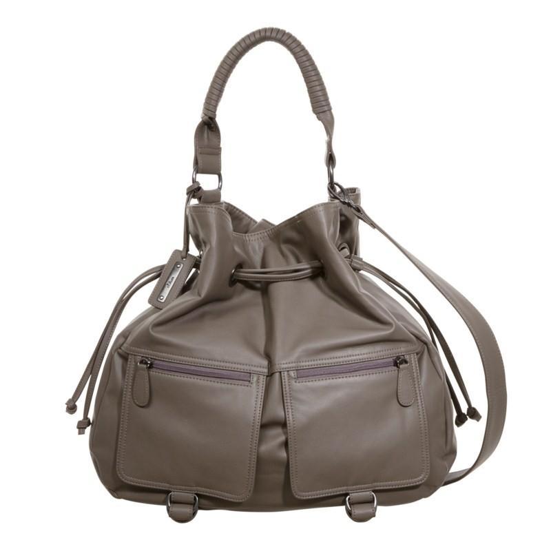 brązowa torebka s.Oliver - moda 2010