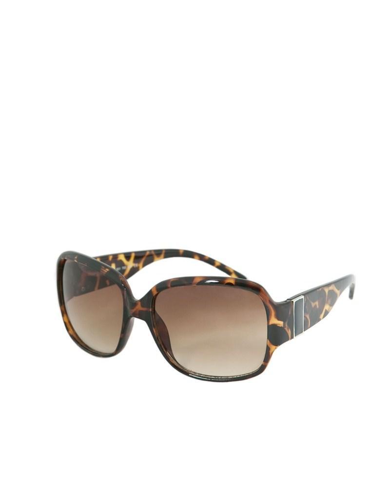 okulary przeciwsłoneczne ZARA w panterkę - lato 2011