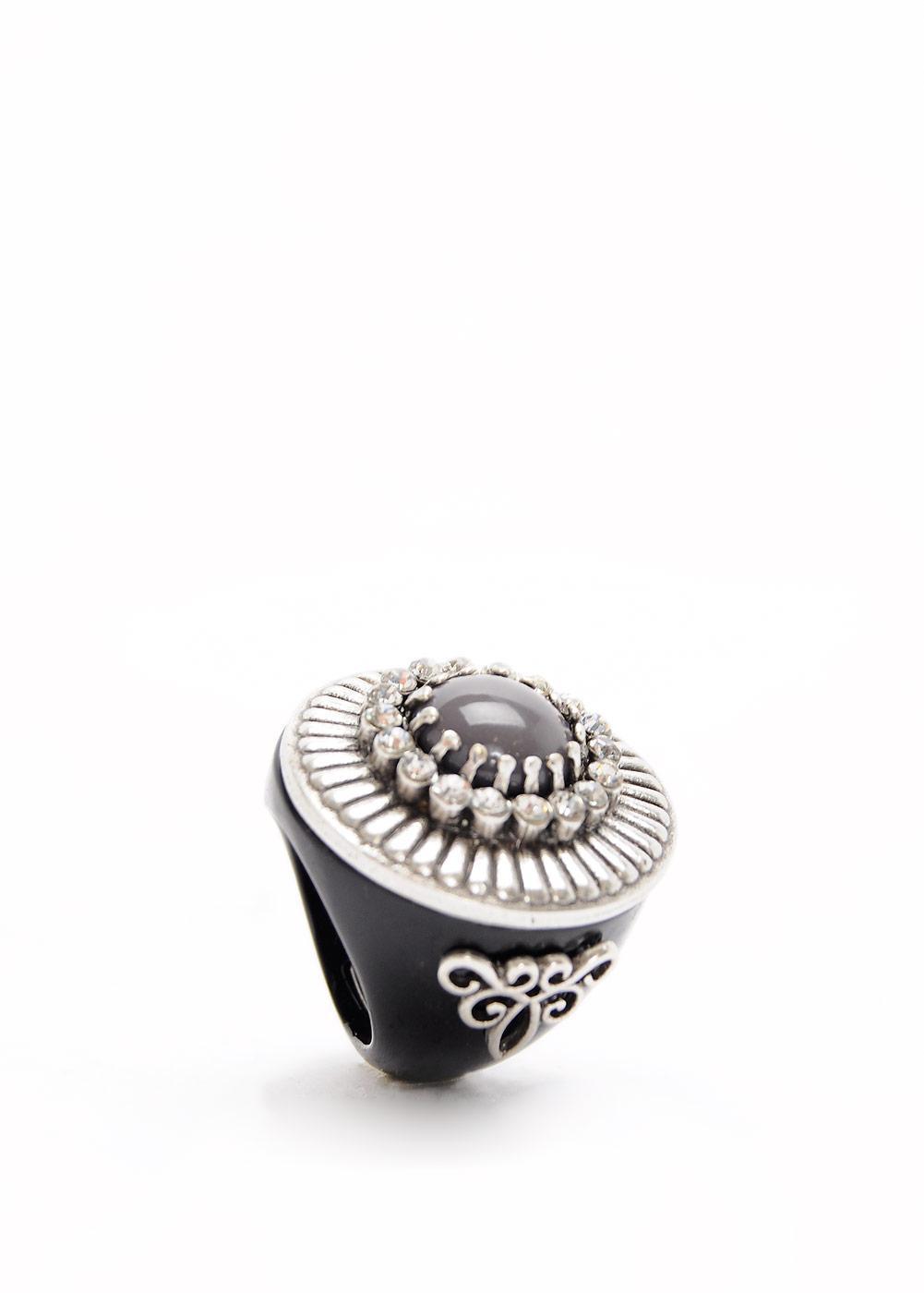 pierścionek czarny Mango - wiosna/lato 2011