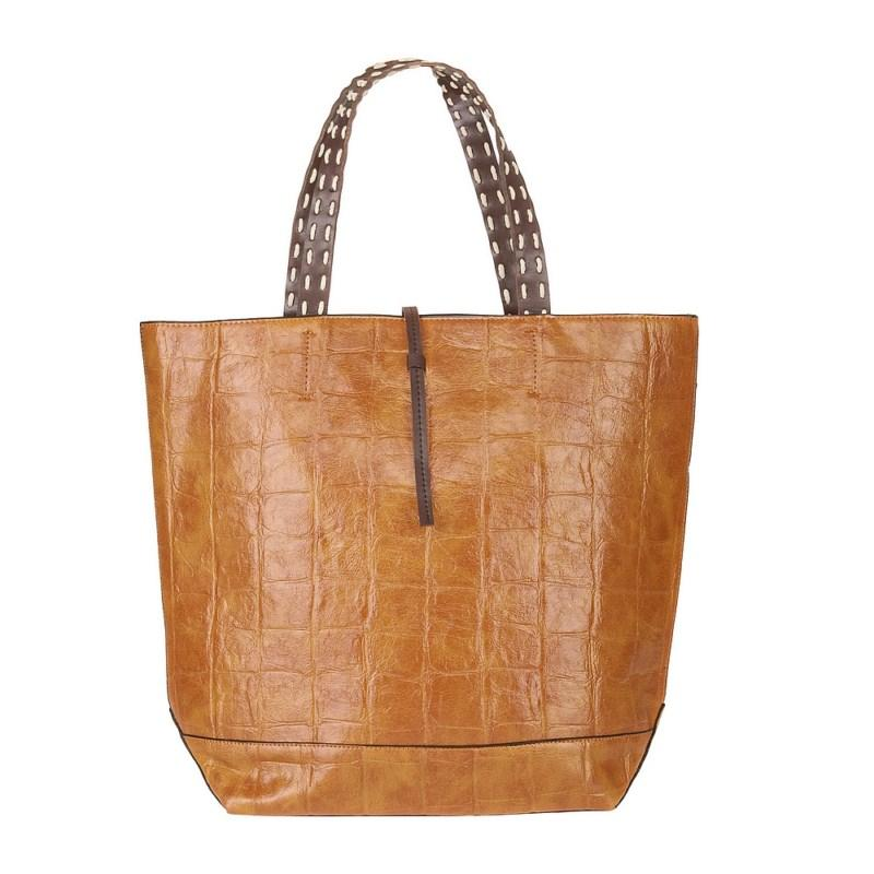 brązowa torebka Pretty Girl - z kolekcji wiosna-lato 2011