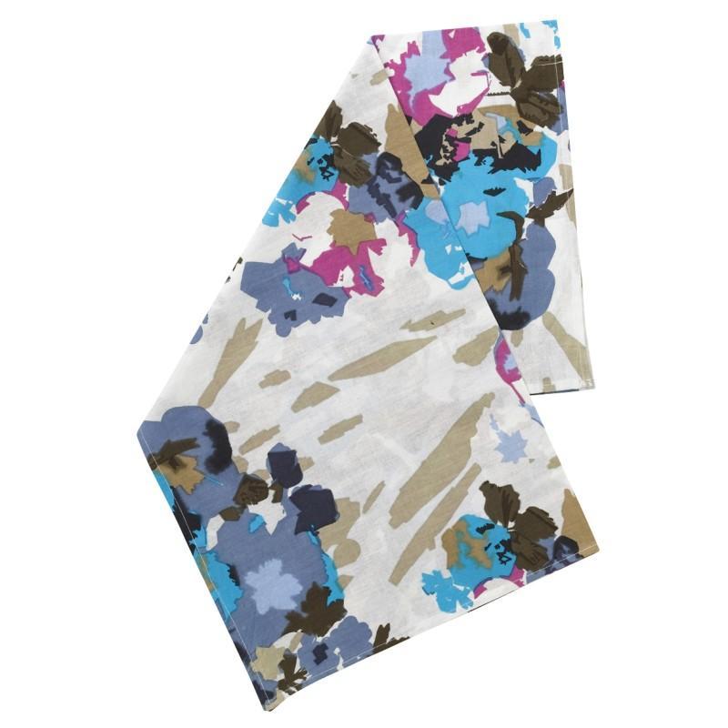 apaszka Jackpot w kwiaty - trendy wiosna-lato