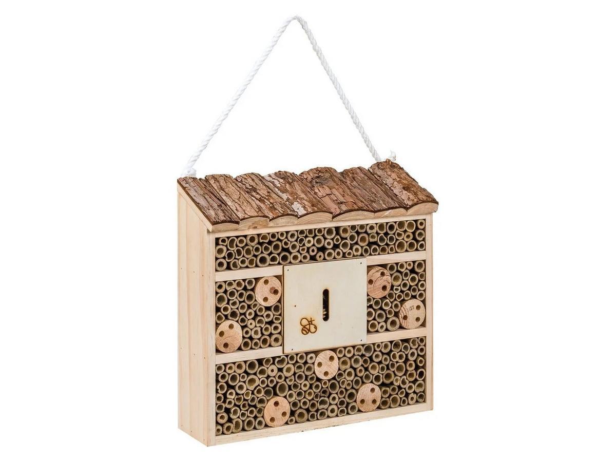 domek dla owadów z Lidla