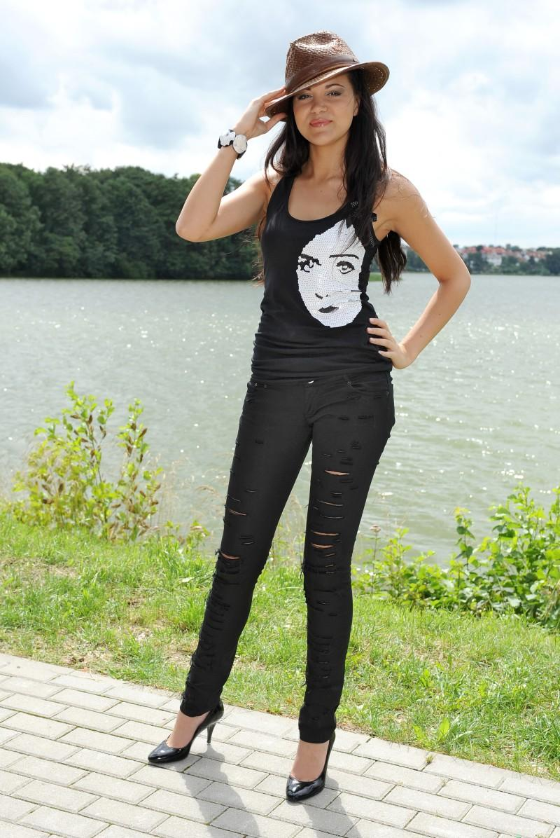 Dominika Gawęda - modowa prowokatorka - Zdjęcie 37
