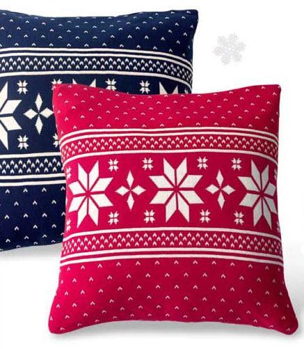 święta, Boże Narodzenie, poszewki na poduszki