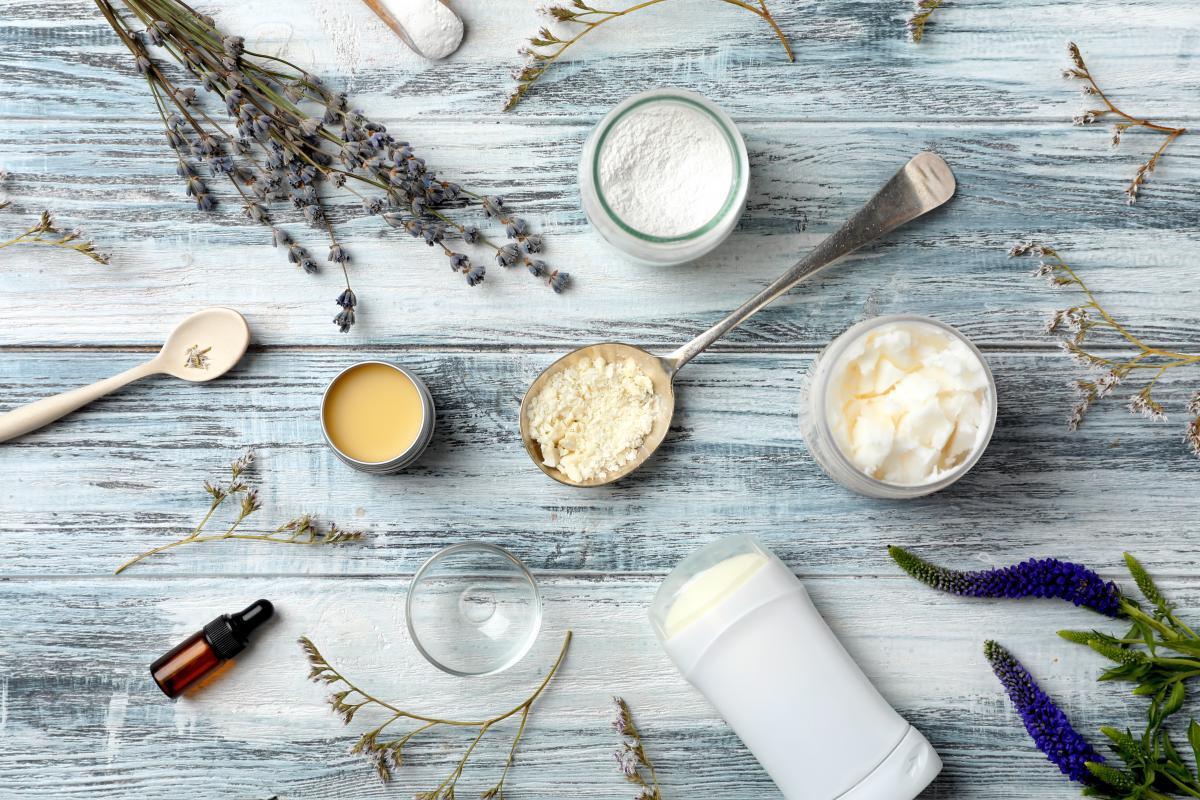 jak zrobić domowy antyperspirant przepis
