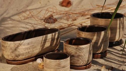 Doniczki od Homus - zdjęcie