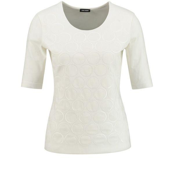 Biała bluzka Gerry Weber, cena