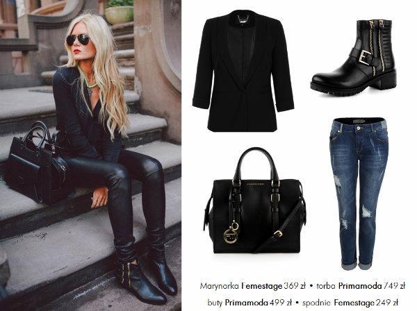 Drapieżność i elegancja w jednym, czyli stylizacje Glam Rock