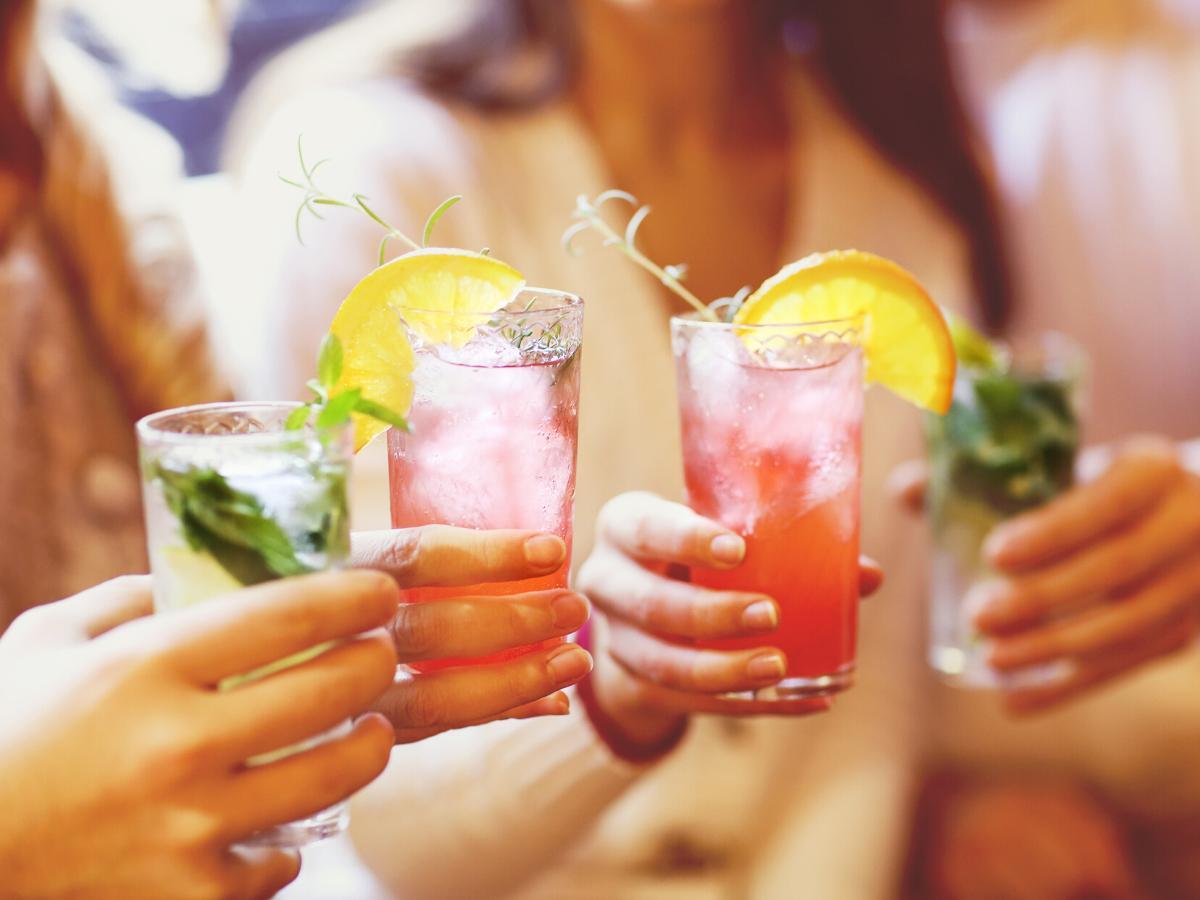 Dania na upalne dni - drinki