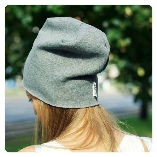 Dzianinowe czapki z pomponem i bez 2013/2014