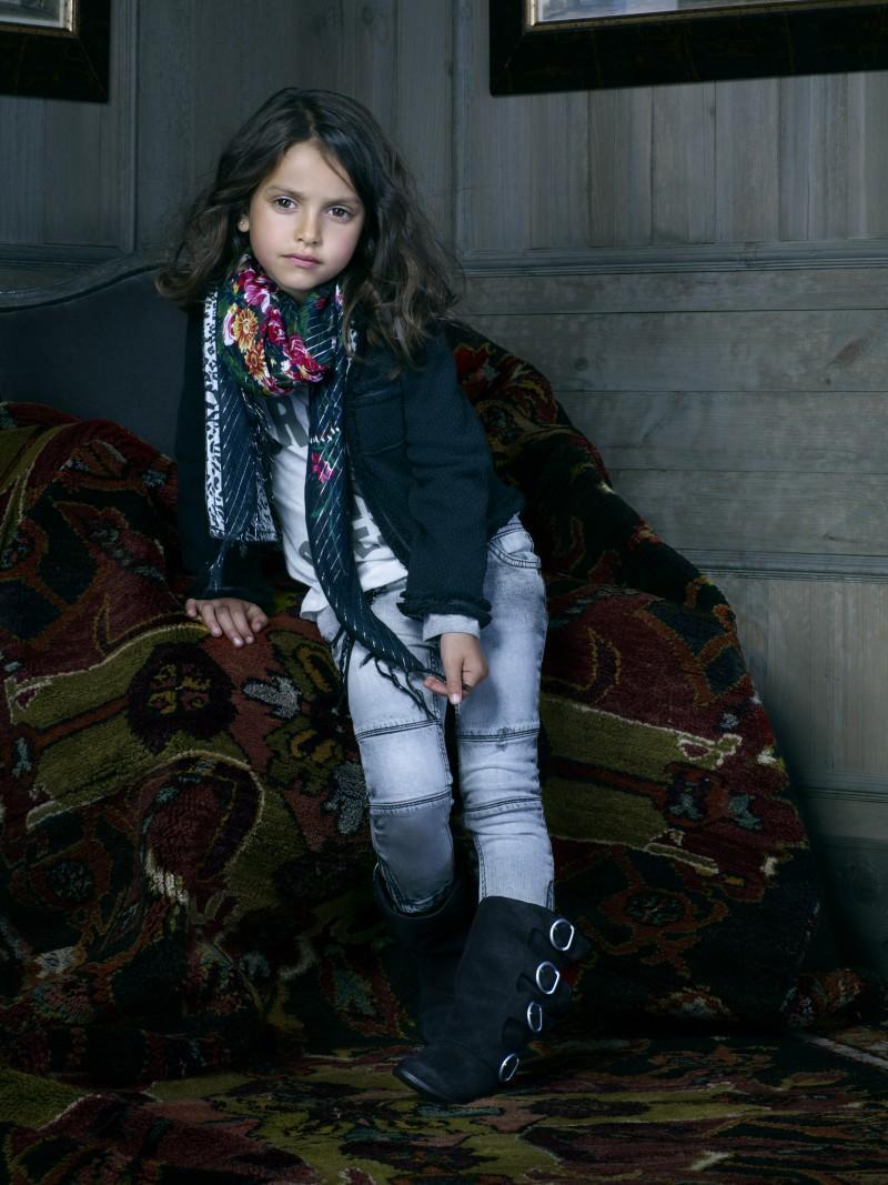 Dziecięca kolekcja Zary - jesień-zima 09/10 - Zdjęcie 1