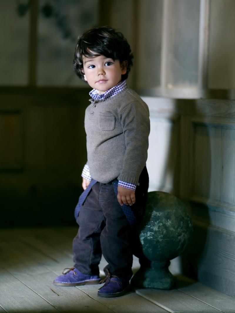 Dziecięca kolekcja Zary - jesień-zima 09/10 - zdjęcie