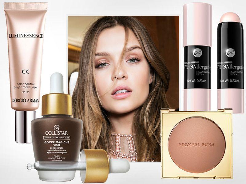 Dzięki tym kosmetykom skóra będzie wyglądała świeżo i promiennie