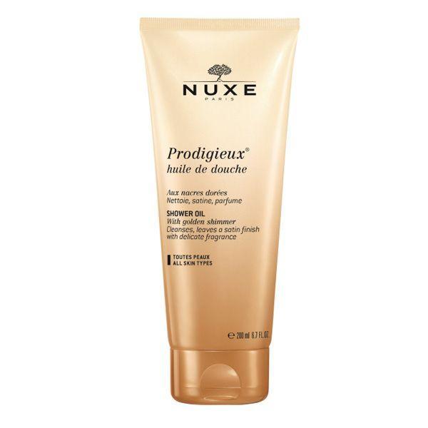 Odżywczy olejek pod prysznic Nuxe, cena