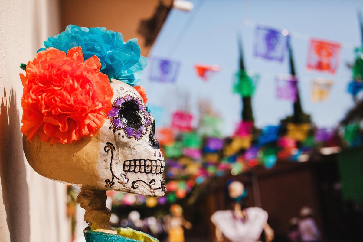 Wszystkich Świętych w Meksyku
