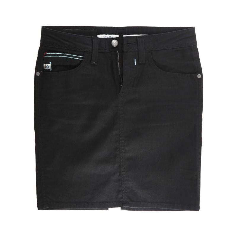 czarna spódnica Big Star dżinsowa - wiosna-lato 2011