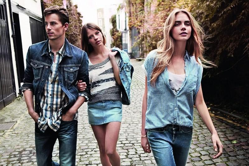 Pepe Jeans wiosna 2013