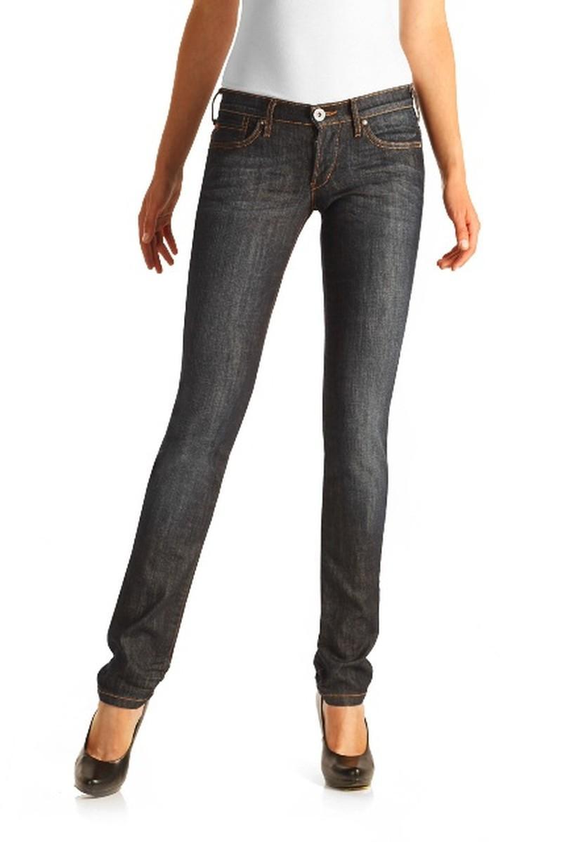 niebieskie dżinsy Americanos - wiosenna kolekcja