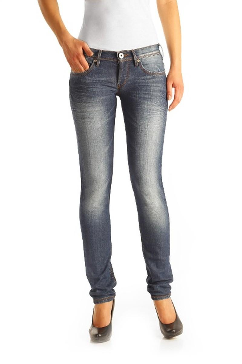 niebieskie dżinsy Americanos - z kolekcji wiosna-lato 2011