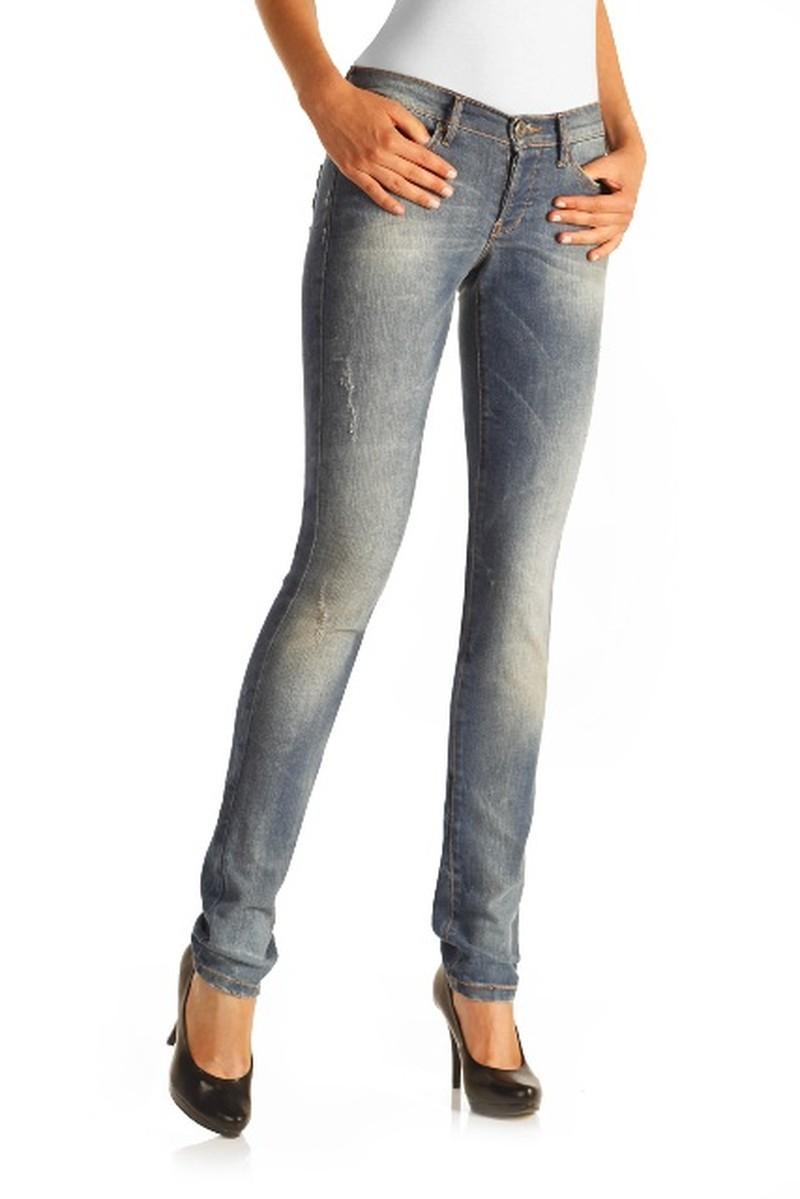 błękitne dżinsy Americanos - wiosna/lato 2011