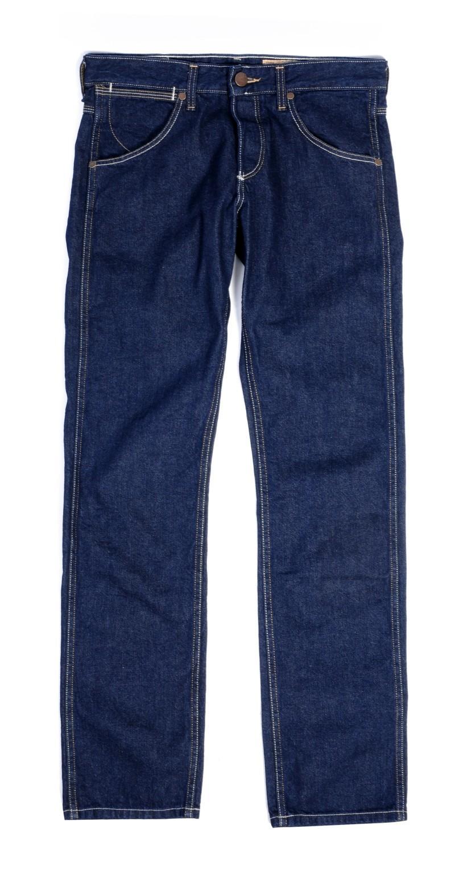 Dżinsy męskie Wrangler - kolekcja jesienno-zimowa 2010/2011