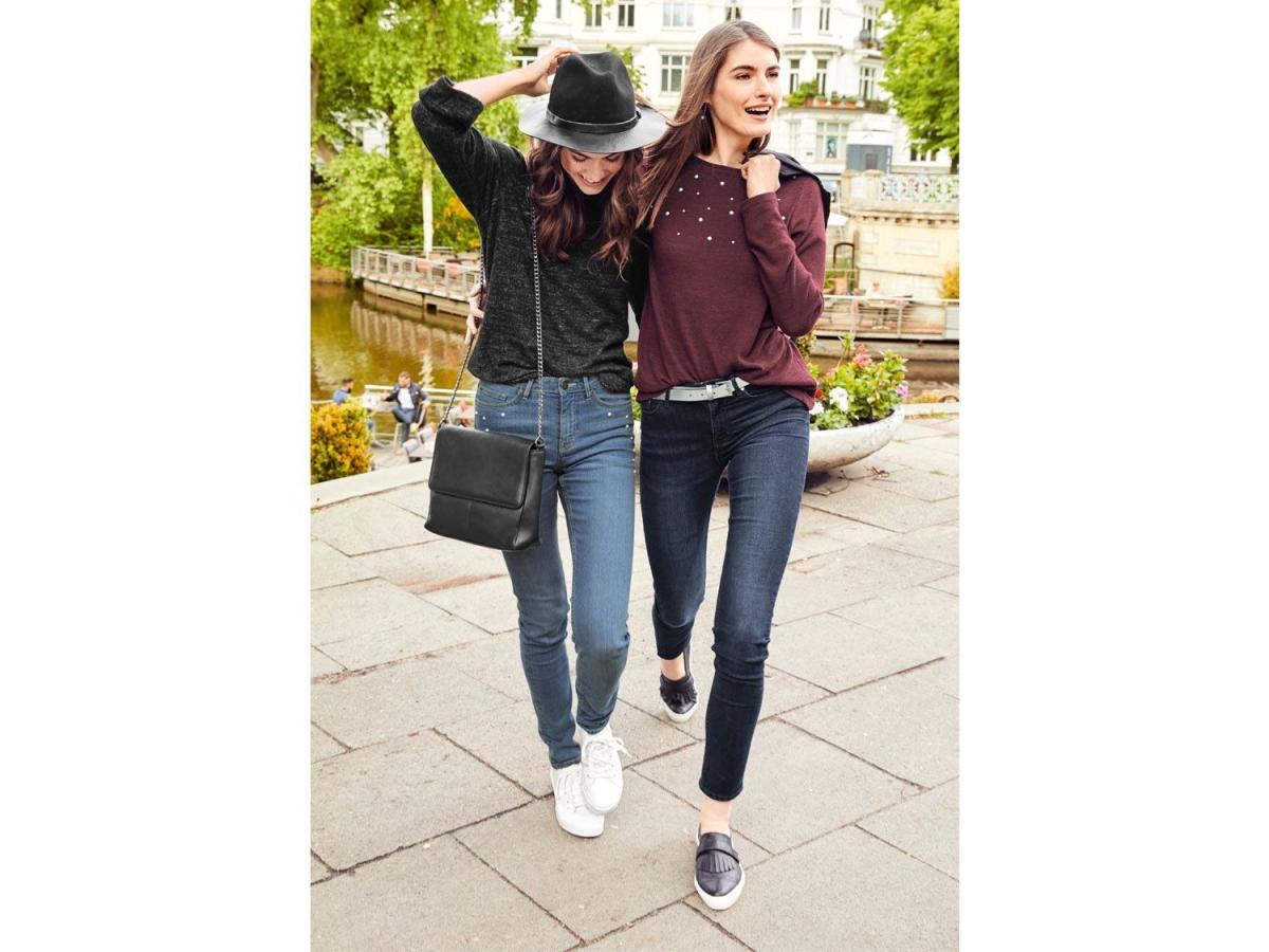 jeansy z Lidla