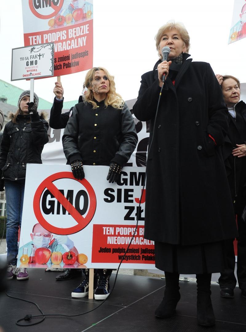 Gwiazdy przeciw GMO