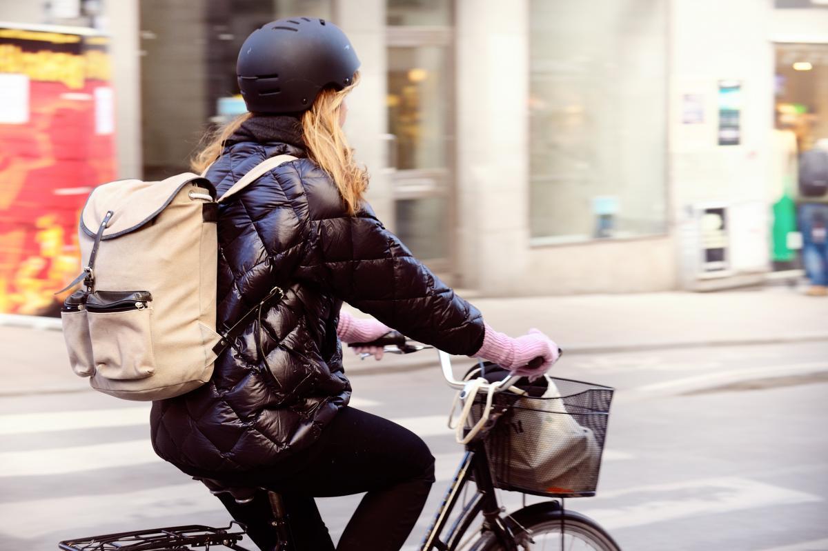 efekty jazdy na rowerze