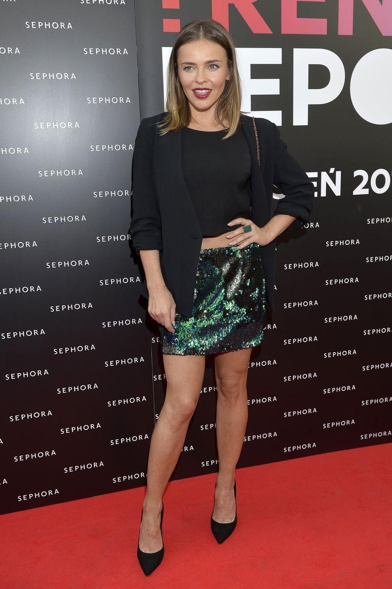 Sephora Trend Report: Edyta Herbuś