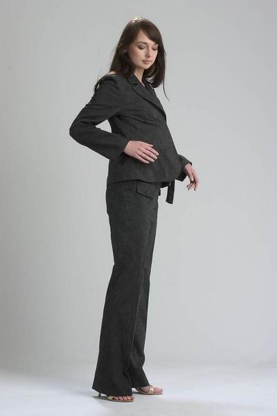 Elegancka odzież ciążowa firmy LUCIJA - zdjęcie