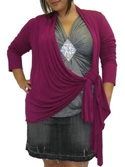 Elegancka w rozmiarze XXL - kolekcja SizeAppeal - jesień 2007 - zdjęcie