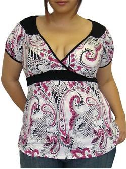 Elegancka w rozmiarze XXL - kolekcja SizeAppeal - jesień 2007 - Zdjęcie 13