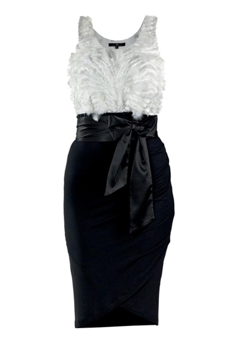 sukienka Elisabetta Franchi Celyn b - wiosna/lato 2011