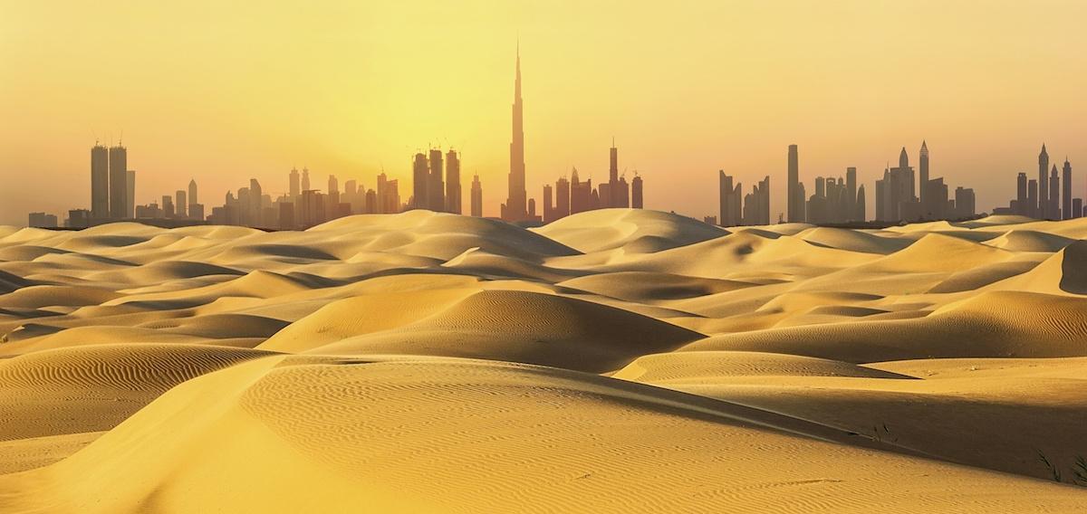 emiraty arabskie, dubaj
