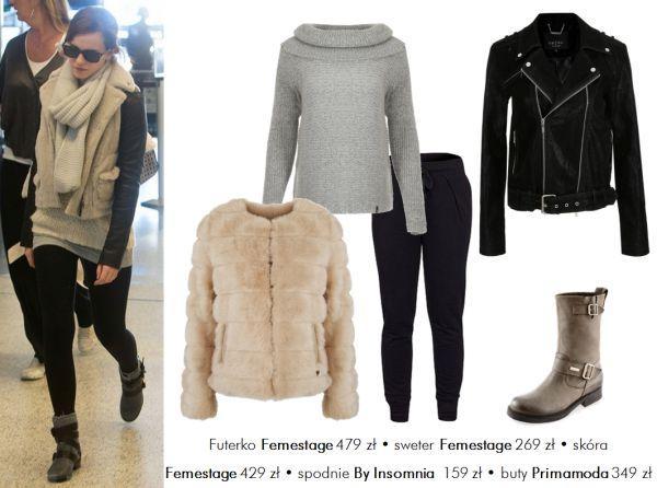 Emma Watson i jej styl