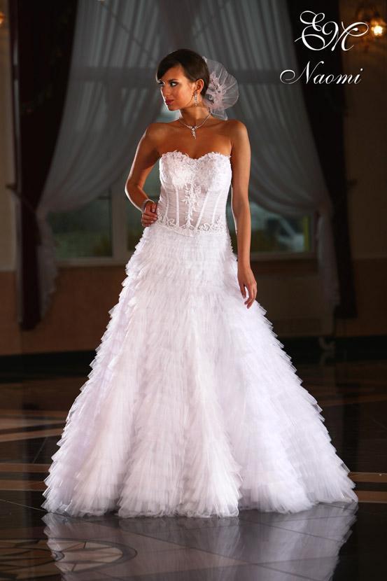 Свадебные Платья Без Рюшечек
