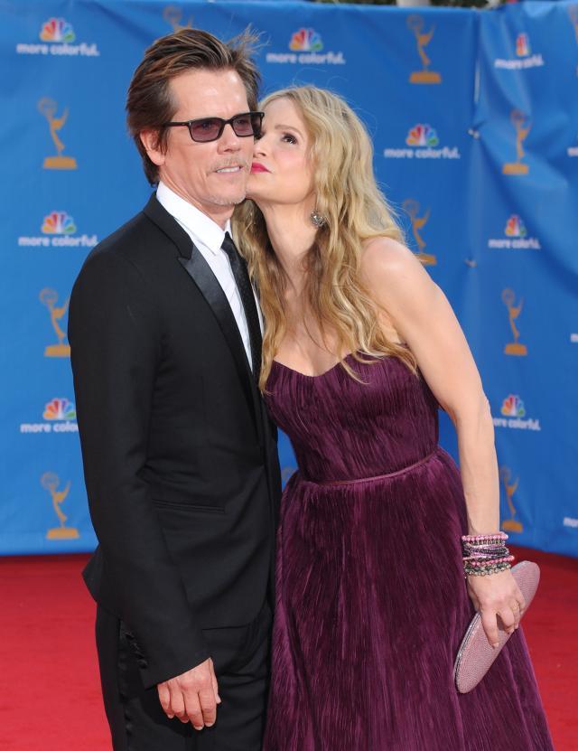 Kevin Bacon i Kyra Sedgwick