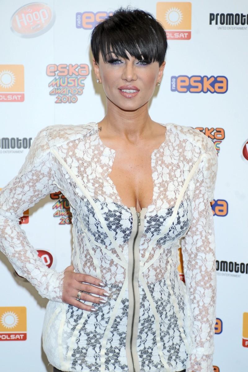 Paulla Paulina Ignasiak Eska Music Awards 2010 Eska