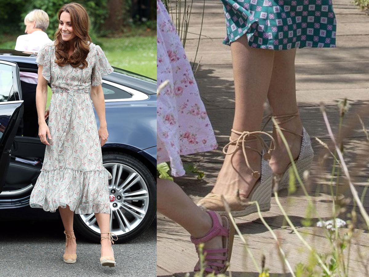 Espadryle księżnej Kate - gdzie takie kupić w Polsce?