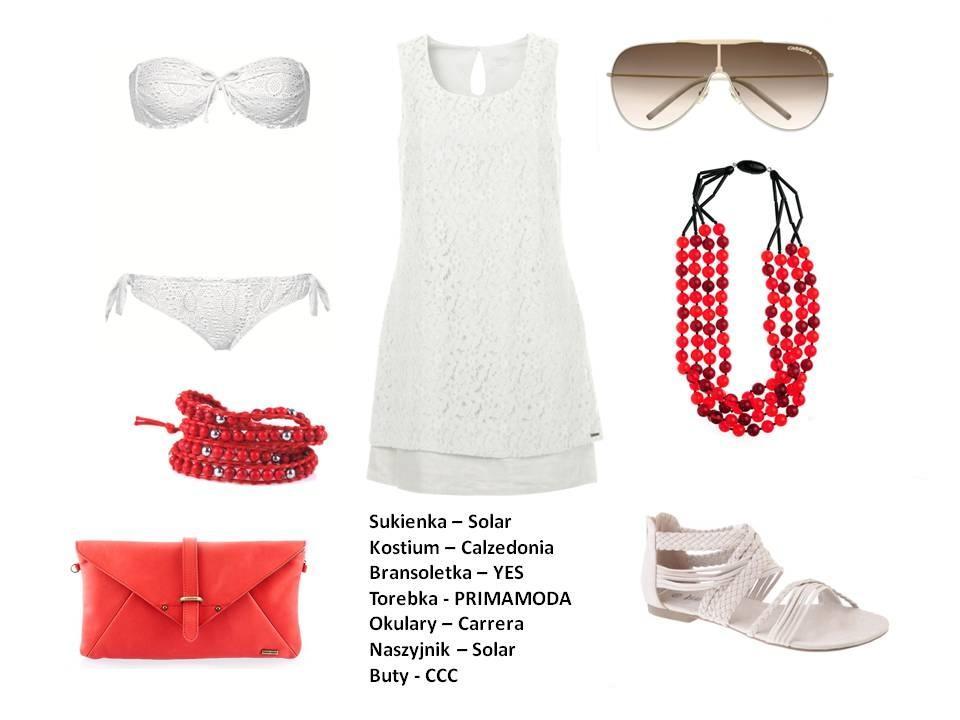 Eurostylizacje, czyli biało-czerwona moda