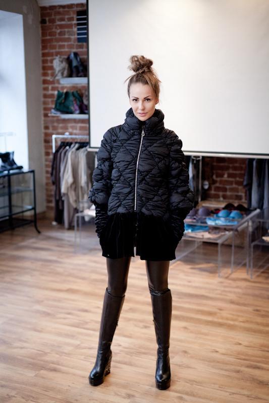 Eva Minge i Esotiq - wspólna prezentacja kolekcji jesień-zima 2013/2014