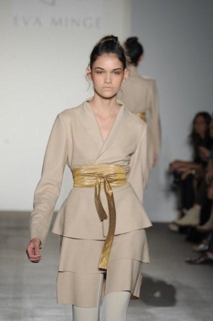 Eva Minge kolekcja Ready to Wear SS 2011 - New York Fashion Week