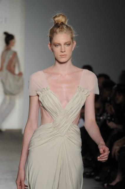 Eva Minge kolekcja Ready to Wear SS 2011 - New York Fashion Week